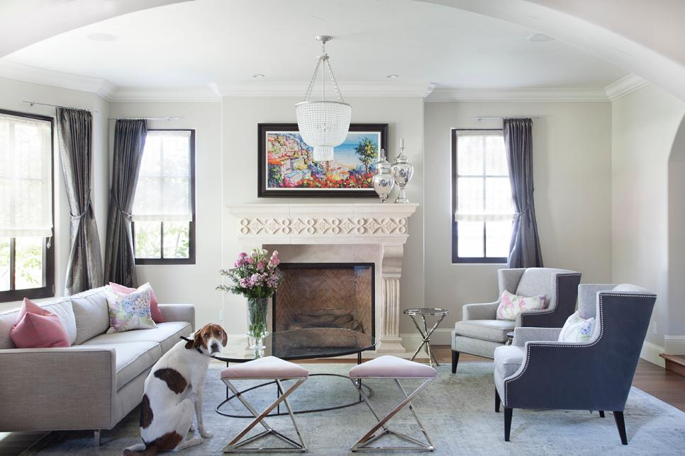 Elegant Living Room Designs 27