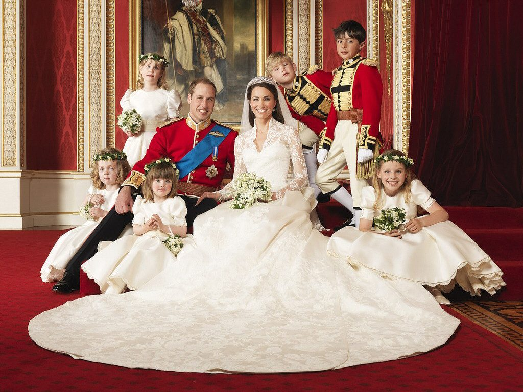 British wedding traditions a royal affair easyday s junglespirit Image collections