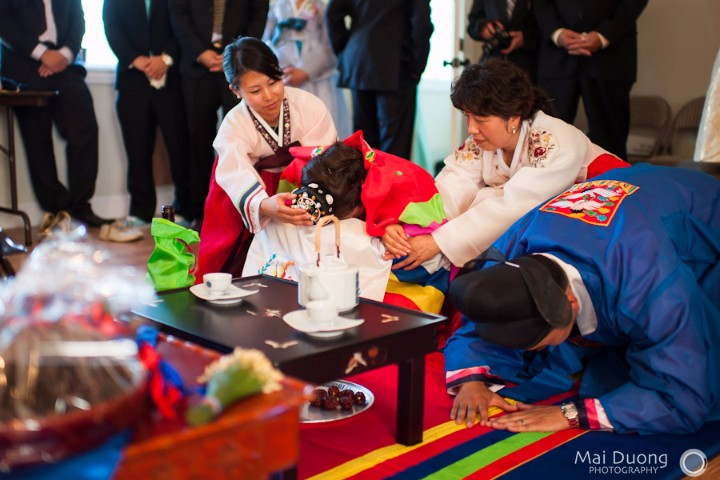 Korean Wedding Tradition 2