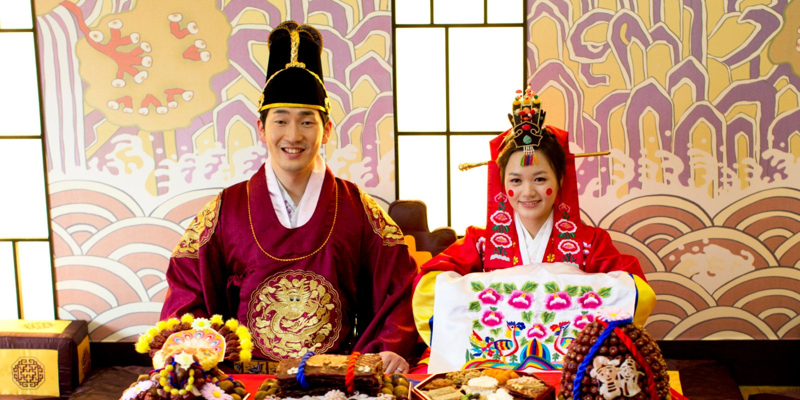 Korean Wedding Traditions: A Union Of Two Families - Easyday