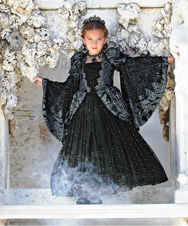 Cute And Creepy Halloween Costumes For Girls