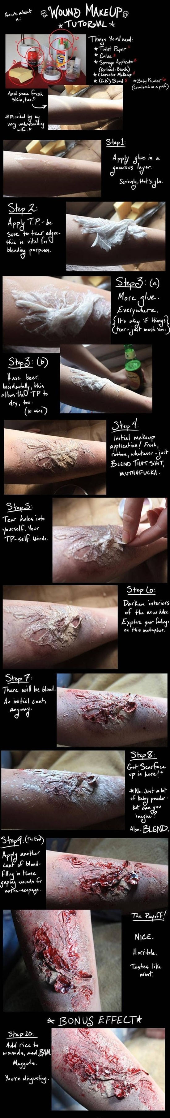 halloween-wound-makeup-how-to