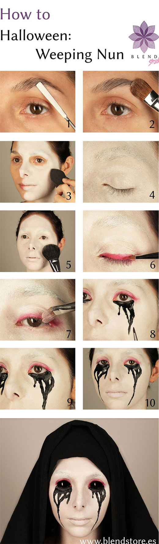 scary-halloween-makeup-step-by-step
