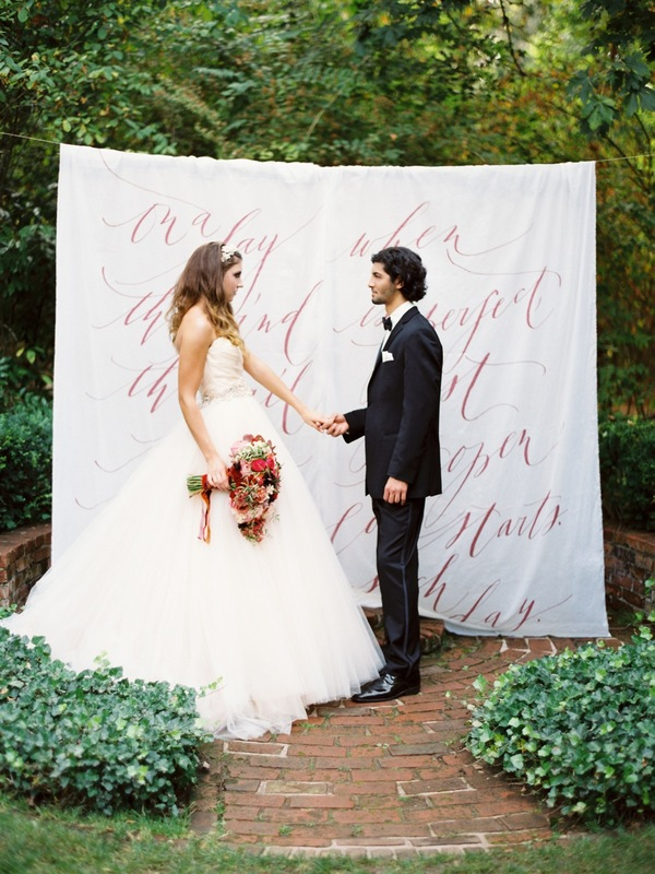 Beautiful And Creative Wedding Backdrop Ideas Easyday