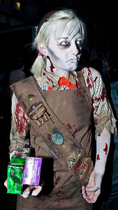 cool zombie halloween costume and makeup ideas easyday