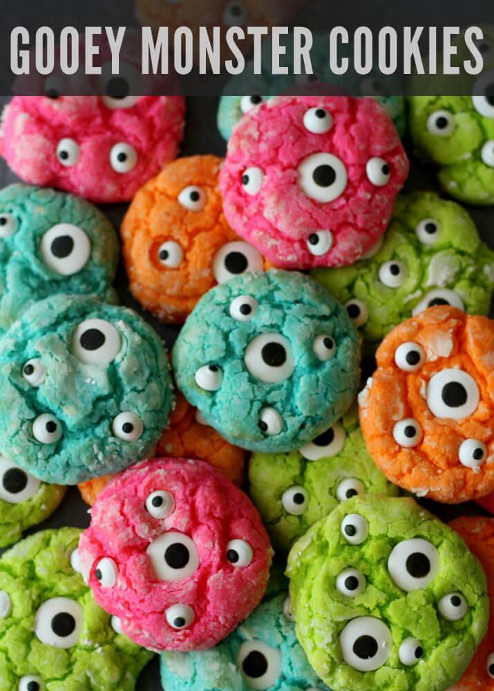Halloween Cookie Recipes 22