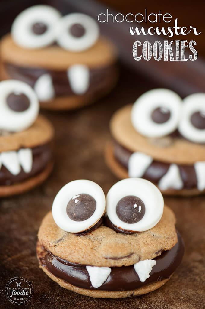 Halloween Cookie Recipes 24