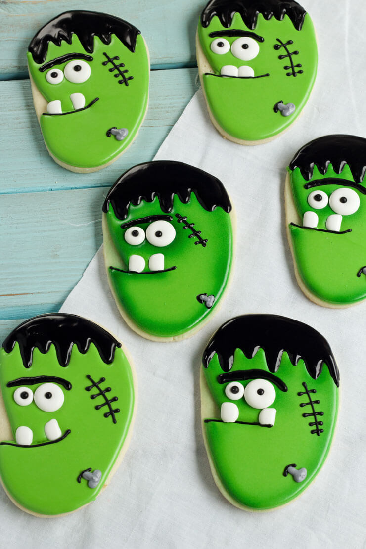 Halloween Cookie Recipes 3