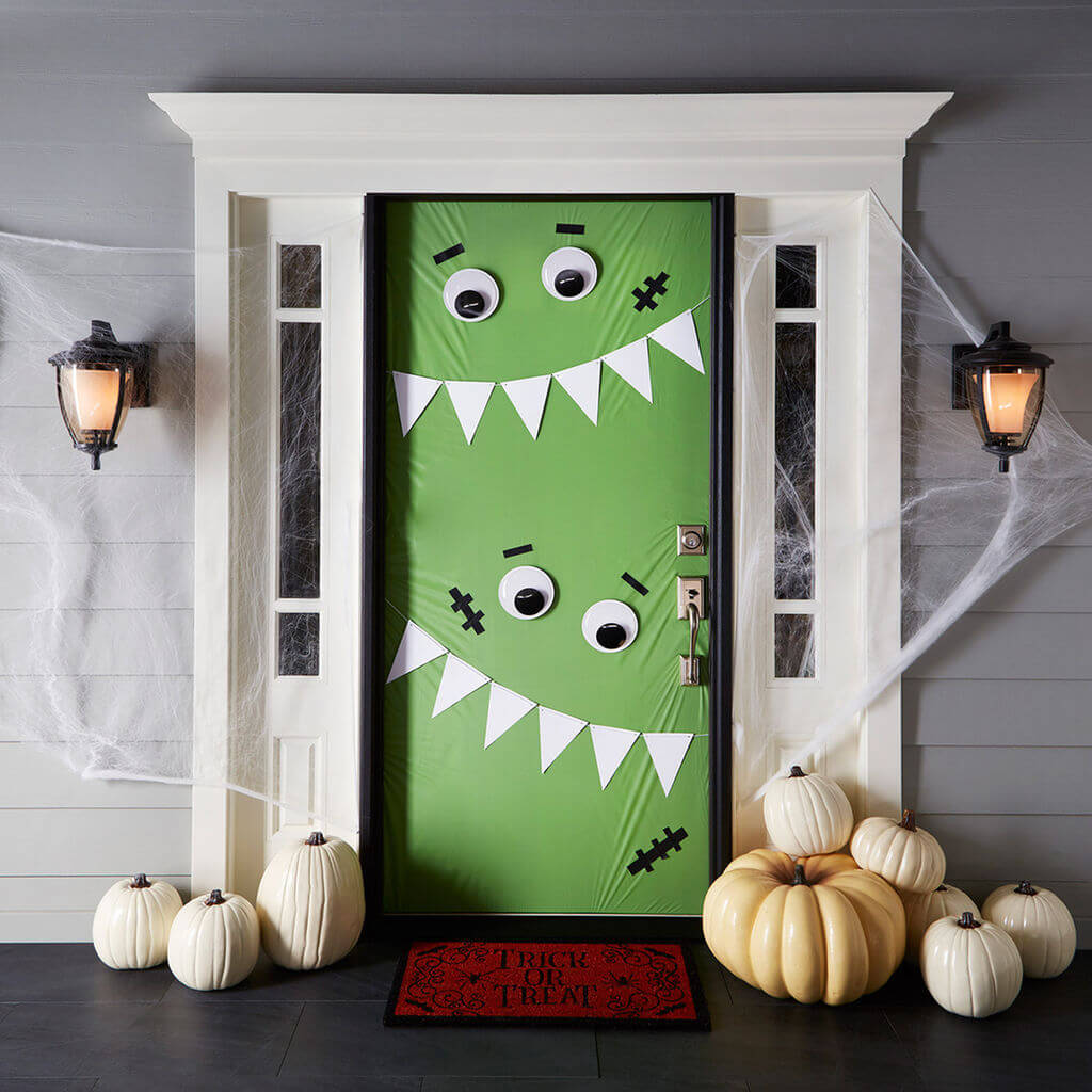 30 Halloween Porch Decoration Ideas