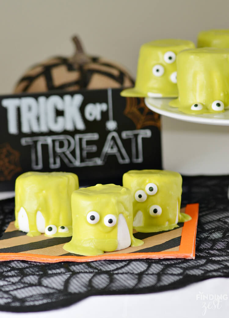 No Bake Halloween Recipes 14