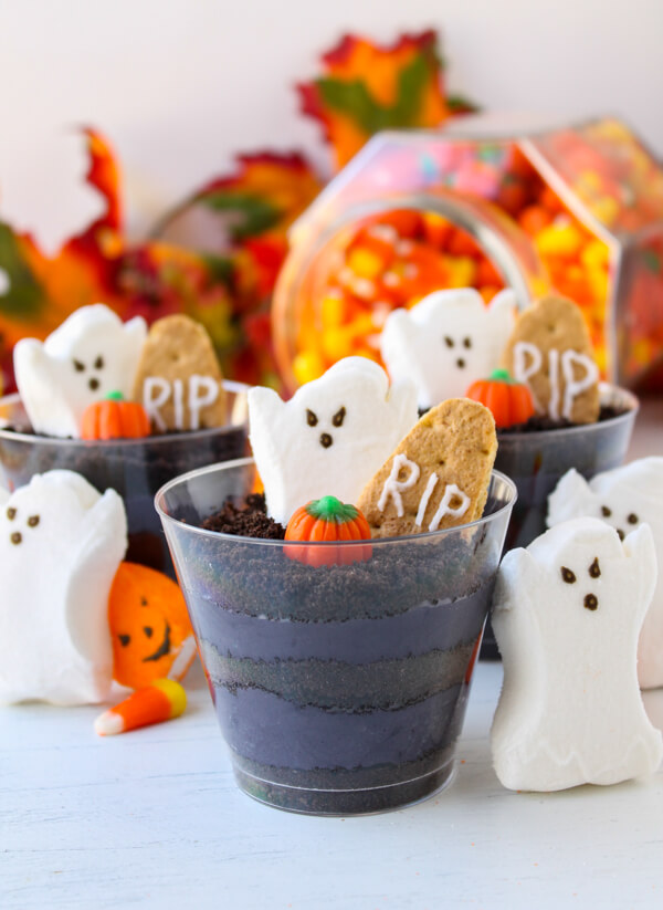 No Bake Halloween Recipes