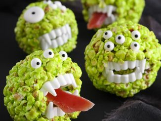 No Bake Halloween Recipes