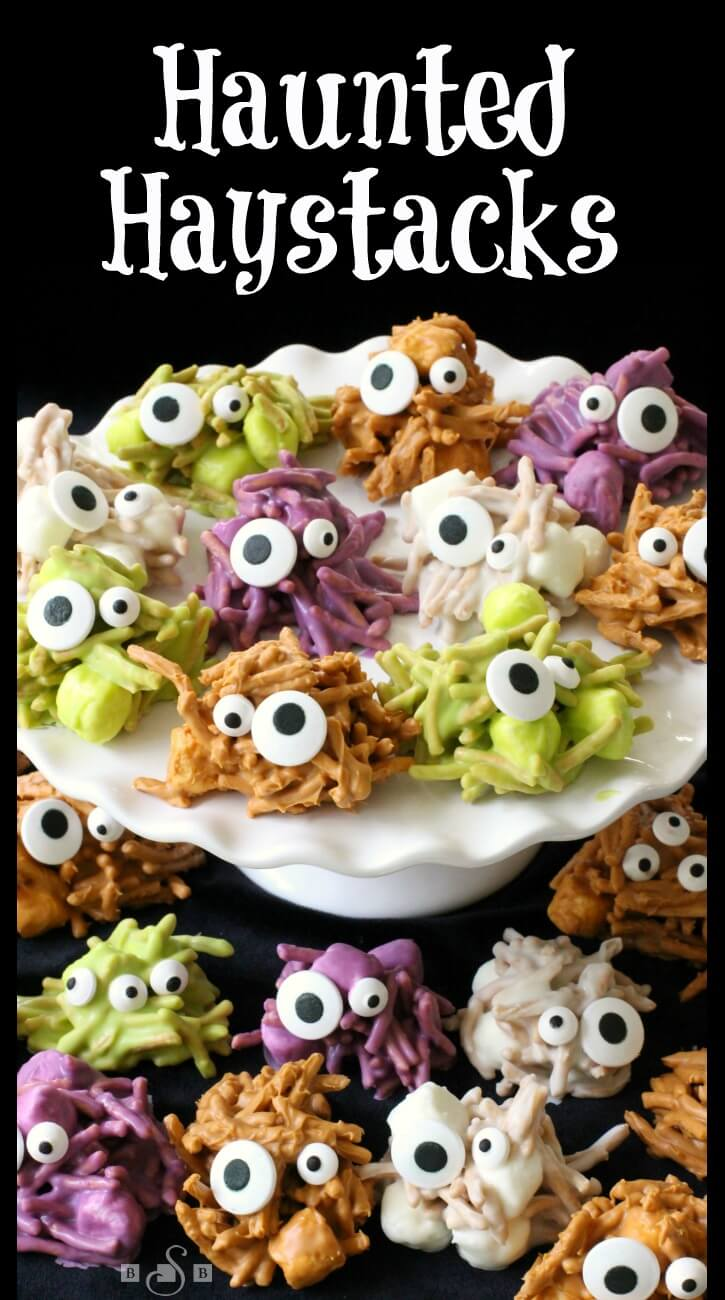 No Bake Halloween Recipes 27