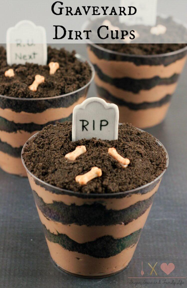 No Bake Halloween Recipes 30