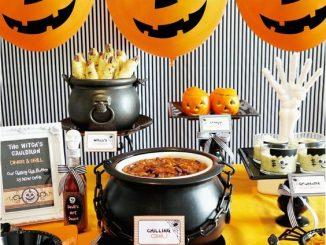 Halloween Table Decoration Ideas