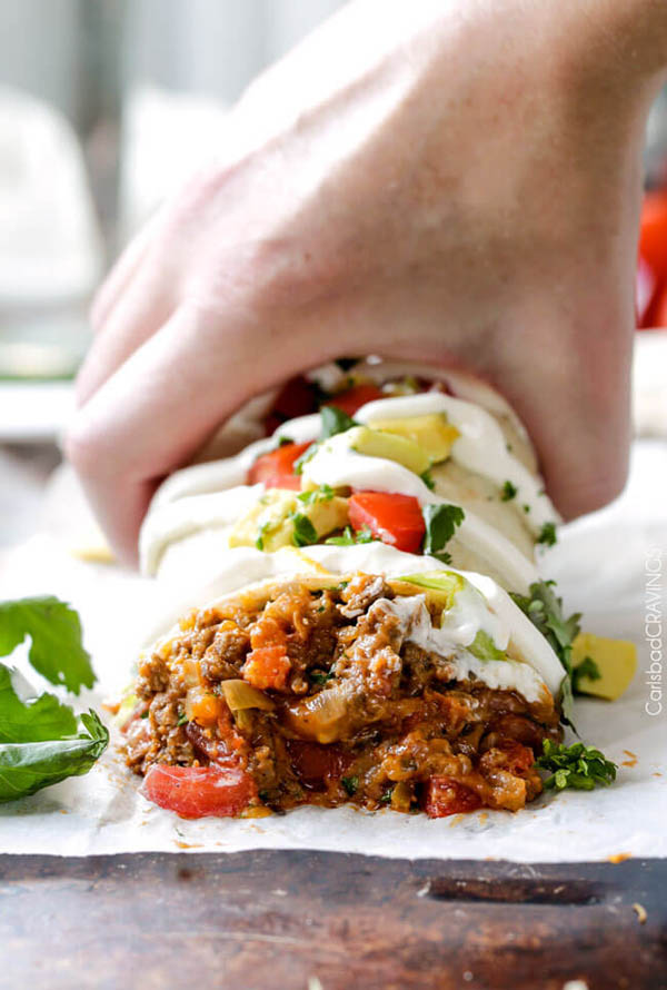 ground-beef-burrito-recipes