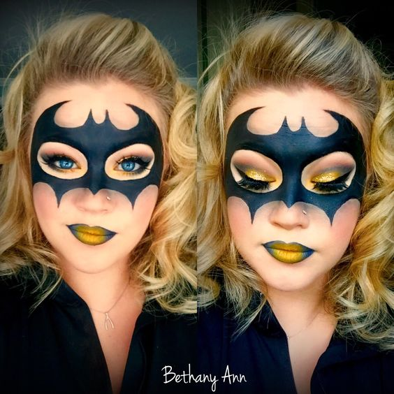 last-minute-halloween-makeup-ideas