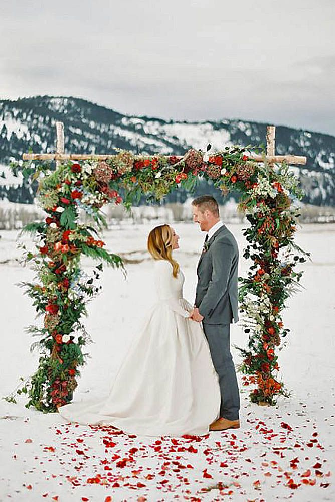 20 Winter Wedding Ideas