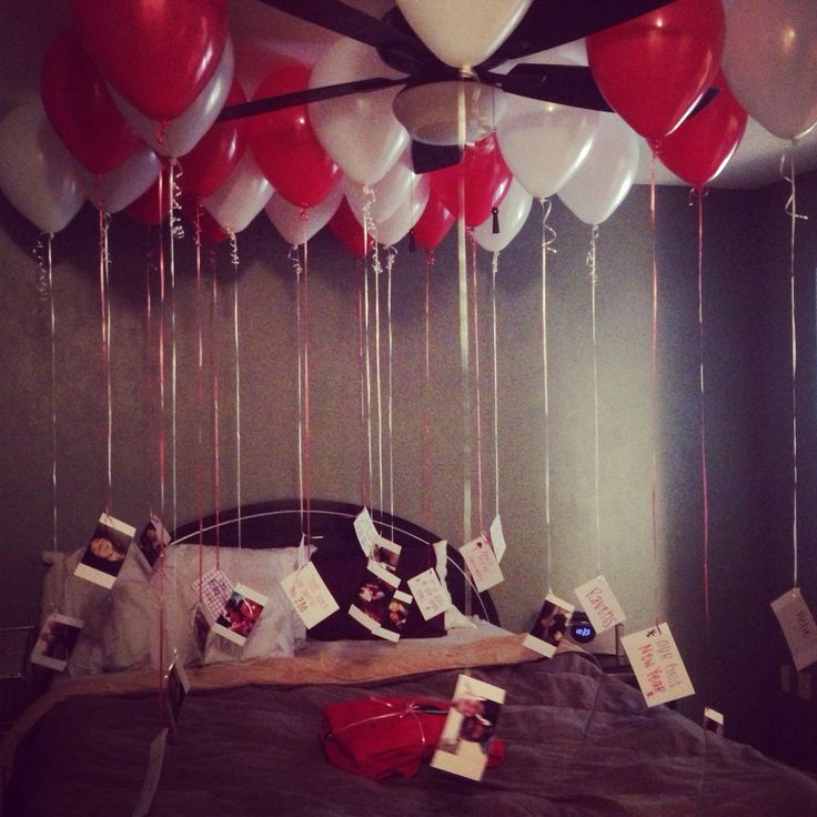 15 Wonderful Balloon Decoration Ideas For Valentine S Day Easyday