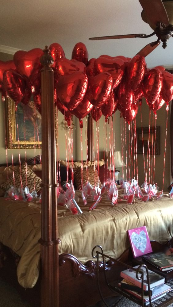 Best Anniversary Room Decoration Ideas