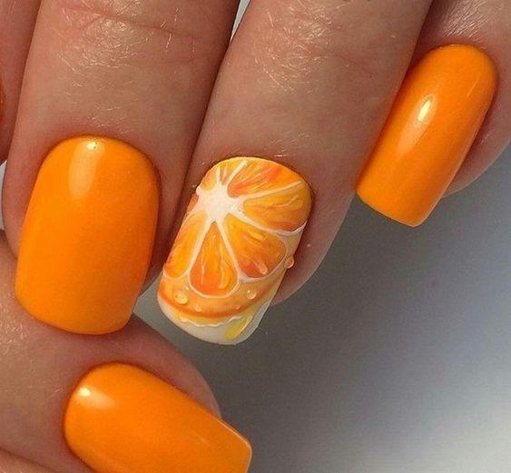 Summer Nail Art Designs