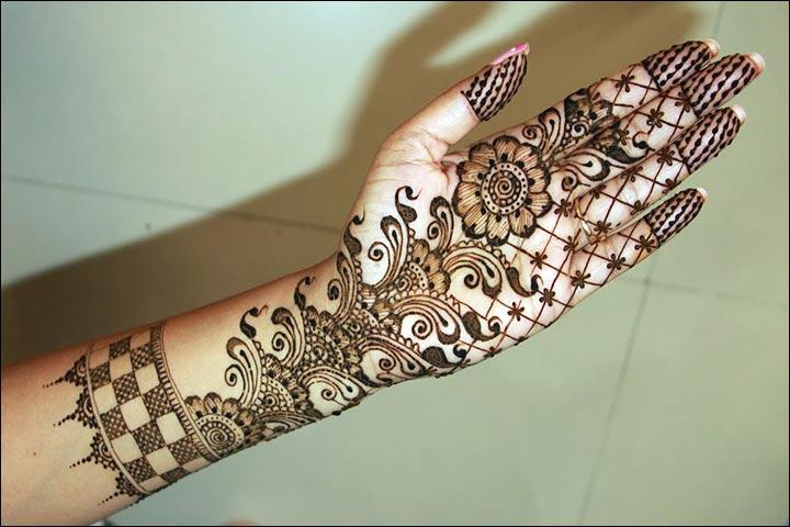 Arabic-Bridal-Mehndi