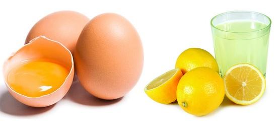 Egg-and-lemon-juice-hair-mask